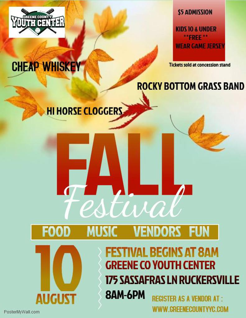 Youth Fall Festival